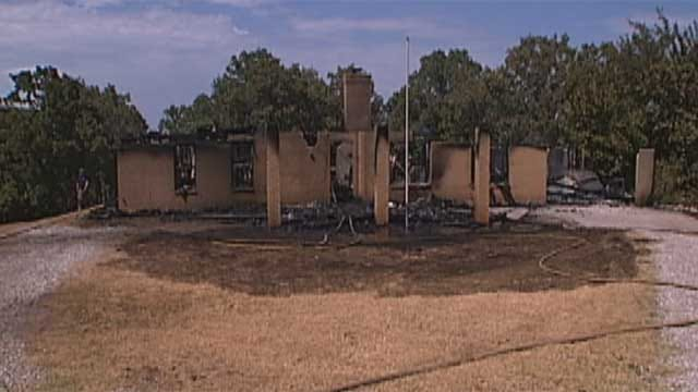 UPDATE: House Fire In Lincoln County Injures One Person