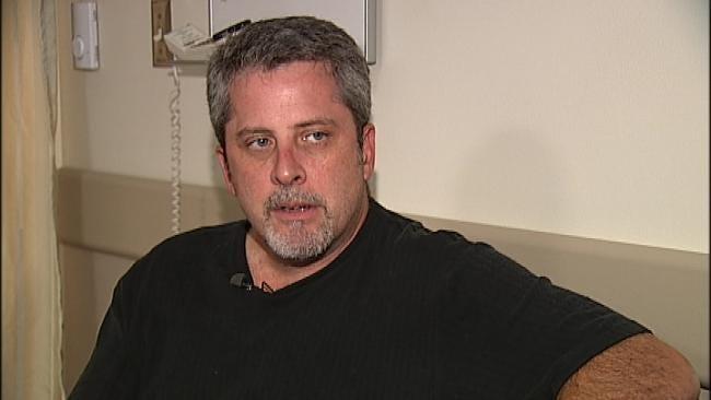 Jenks Man Stabbed For Truck, Left To Die