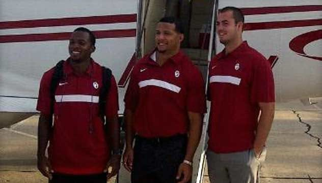 Sooners Touchdown In Dallas For Media Days