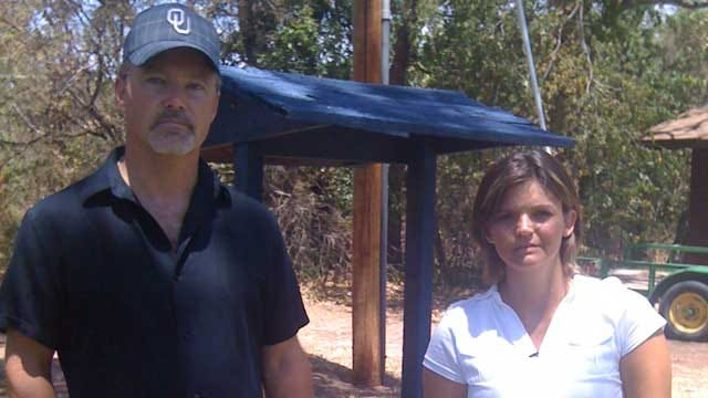Duncan Family Worries About Water, Considers Joining Lawsuit