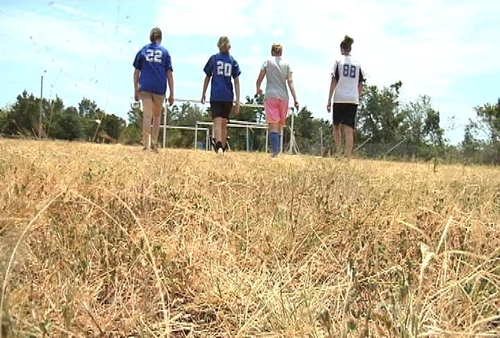 May Tornado Wrecked Field, Tries to Wreck Season