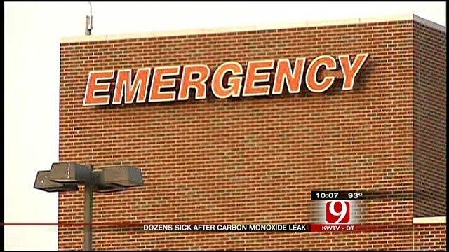 Norman Hotel Carbon Monoxide Leak Sends 21 To Hospital