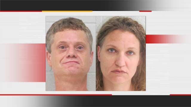 Police Discover Meth Lab In Enid, Arrests Made