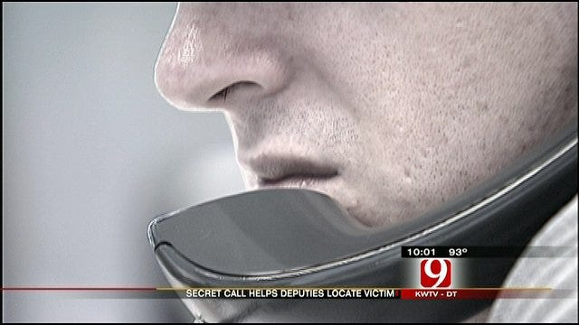 Oklahoma County 911 Dispatcher Traces Kidnapping Victim