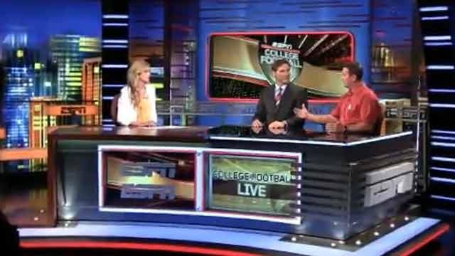 Stoops, Jones, Broyles To Visit ESPN Friday