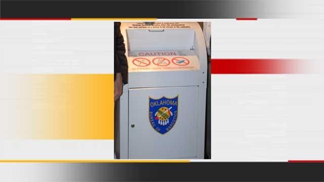 Permanent Drop Box In Edmond For Unwanted Prescription Drugs