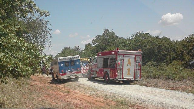 Fire Department Investigates Suspicious Fire In SE OKC