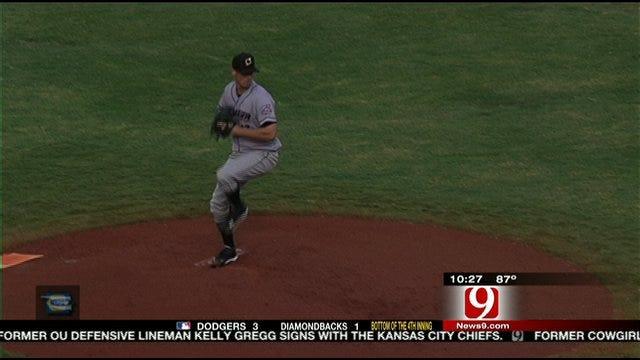 Omaha Drops RedHawks In Series Opener