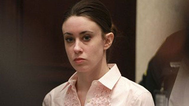 Casey Anthony Found Not Guilty Of Murder