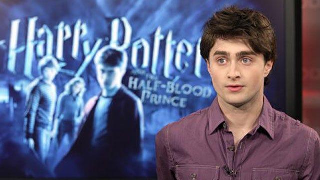 Harry Potter's Daniel Radcliffe Reveals Battle With Alcohol