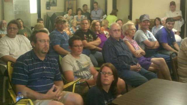 Still No Answers For Fire Firefighters In Cashion