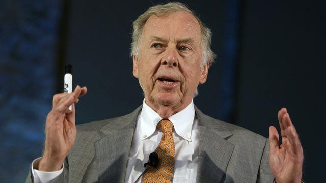 Boone Pickens Honored As CEO Coach Of The Year