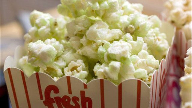 Burnt Popcorn Leads To Break-In Discovery At Oklahoma City Hall
