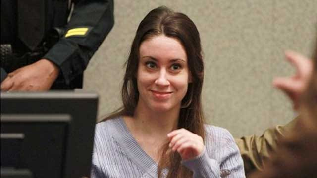 Casey Anthony To Be Released From Jail July 17