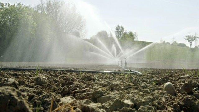 Outdoor Watering Ban In Logan County Due To Heat And Drought