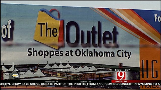 OKC Outlet Mall Open In Time For Tax-Free Weekend