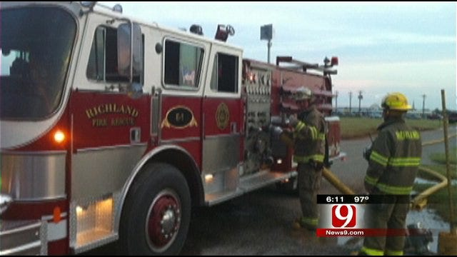 Three Neighbors Breathe Life Into Aging Volunteer Fire Department