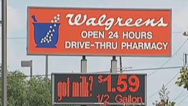 Warr Acres SWAT Team Arrests Suspect In Pharmacy Robberies