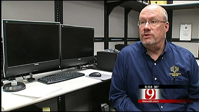 Forensics Institute Helps Tornado Victims Recover Data