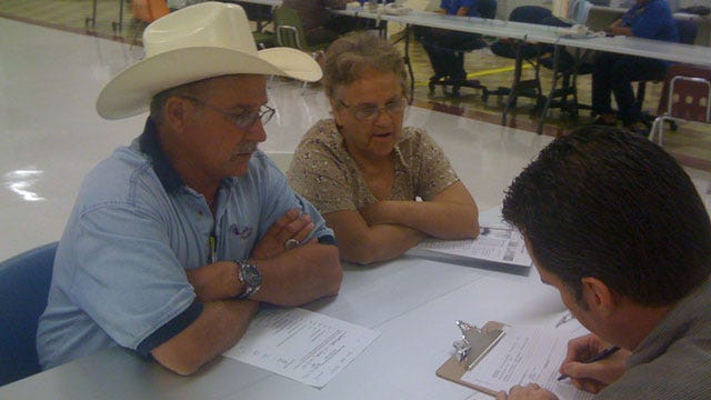 Disaster Recovery Centers Opening In Oklahoma Counties