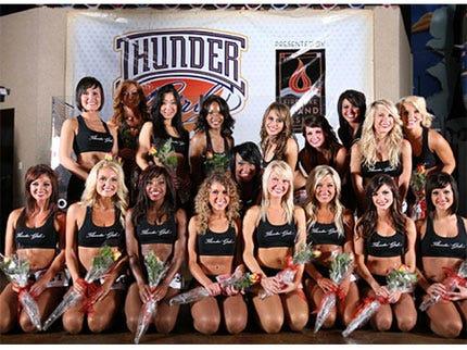 OKC Thunder To Hold Auditions For Thunder Girls Team