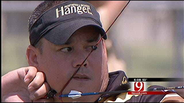 Paralympic Athletes Compete At UCO This Weekend