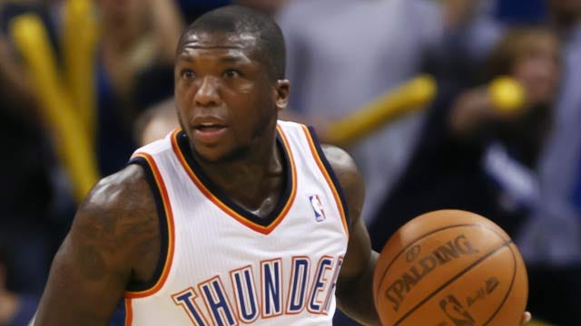 Thunder's Nate Robinson Arrested for Public Urination