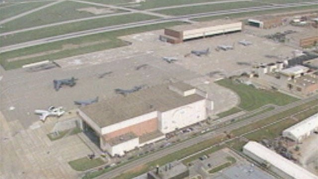 Dozens Of Airman At Tinker AFB Are Dishonorably Discharged
