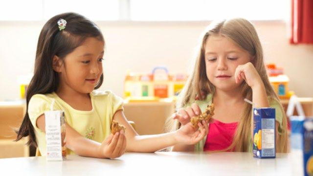 Oklahoma Kids Eat Healthy Thanks To Summer Program