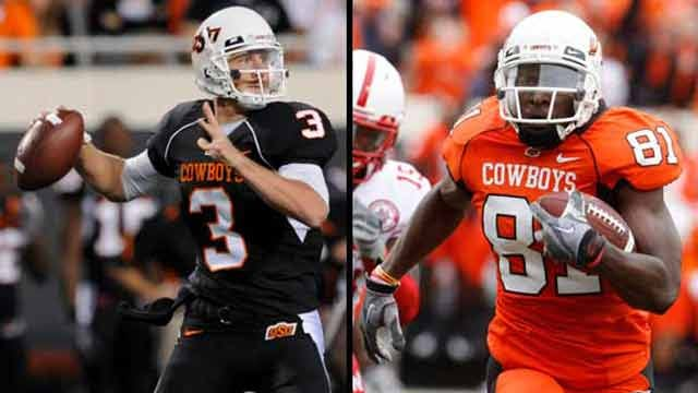 OSU's Blackmon And Weeden To Interact With Fans