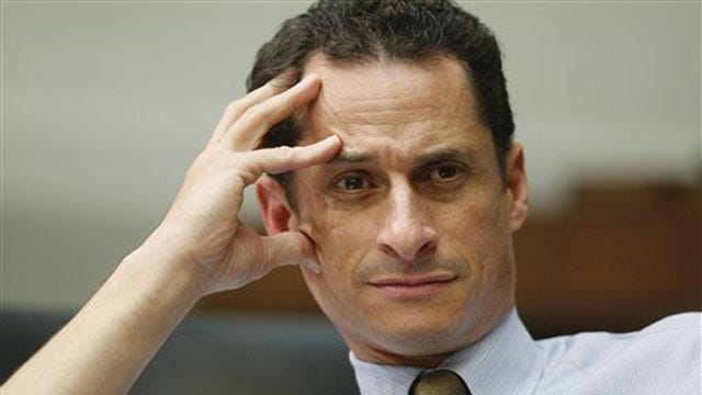 Anthony Weiner Resigns From Congress After Sexting Scandal