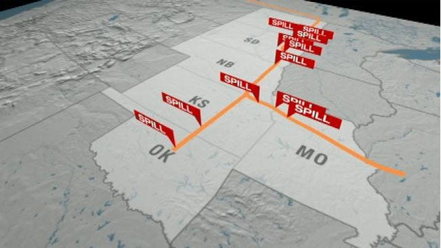 More Concerns About A Proposed Crude Oil Pipeline