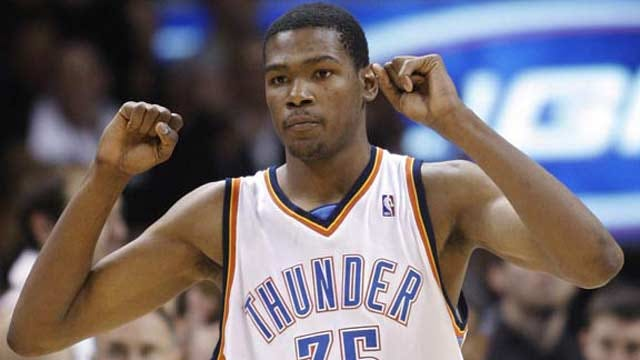 Thunder Named Nation's Sixth-Best Sports Franchise
