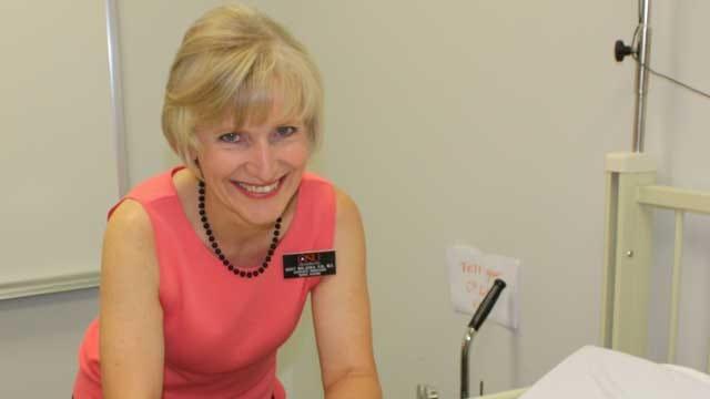 OSU-OKC Associate Professor Named 'Nurse Of The Year'