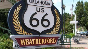 Road Trip Oklahoma Explores Weatherford