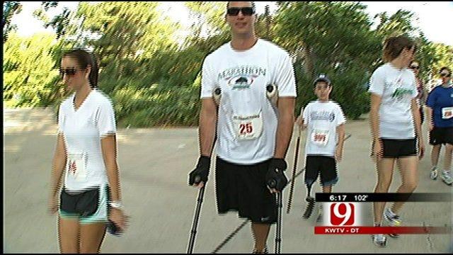 OKC Runners Benefit Limbs For Life