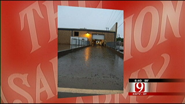 Enid Salvation Army Recovers Slowly From May Flooding