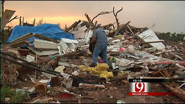 Consumer Watch: Oklahoma's Weather Too Severe For Insurance Company