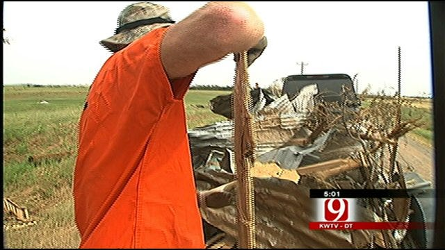 County Inmates Assist In Piedmont Cleanup