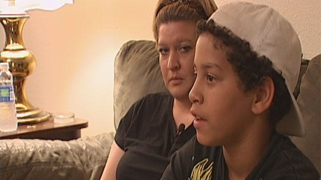 Police, Marshals Raid Wrong Home While Midwest City Boy Home Alone