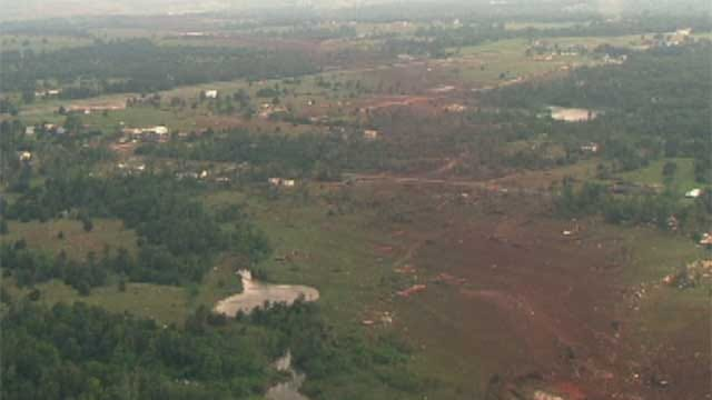 FEMA Approves Fallin's Request For Help After Oklahoma Storms
