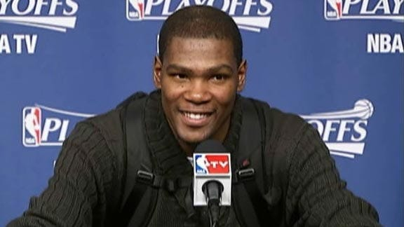 My 2 Cents: Get Off KD's Back