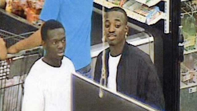 OKC Police Want Help In Wal-Mart Theft