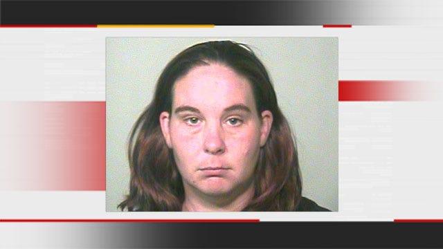 OKC Police: Meth-Smoking Mom Delays Abused Child's Medical Care