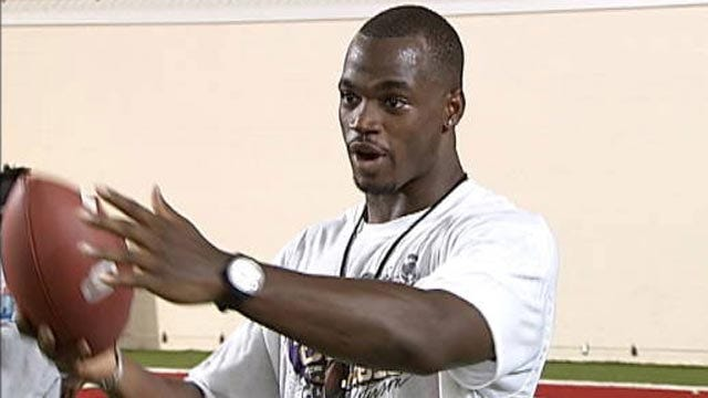 Peterson Apologizes For Missing Youth Camp