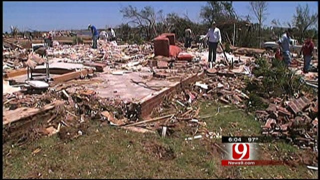 Piedmont Residents Recovering After Last Month's Tornado