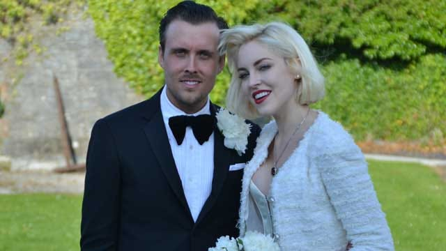 First Photos Released Of Oklahoma Governor's Daughter's Wedding