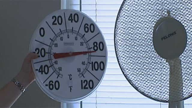 Oklahoma Apartment Tenants With No A/C Reach Boiling Point