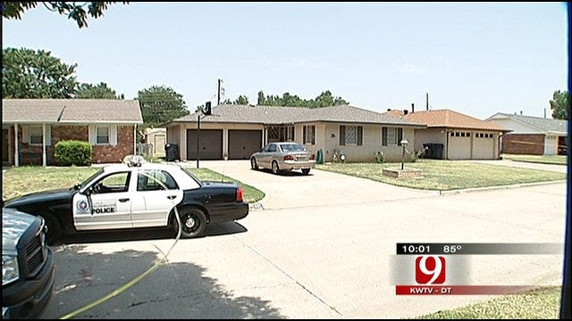 Quick Thinking By Oklahoma Teen During Home Invasion