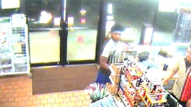 Edmond Police Search For Suspect In Burglaries